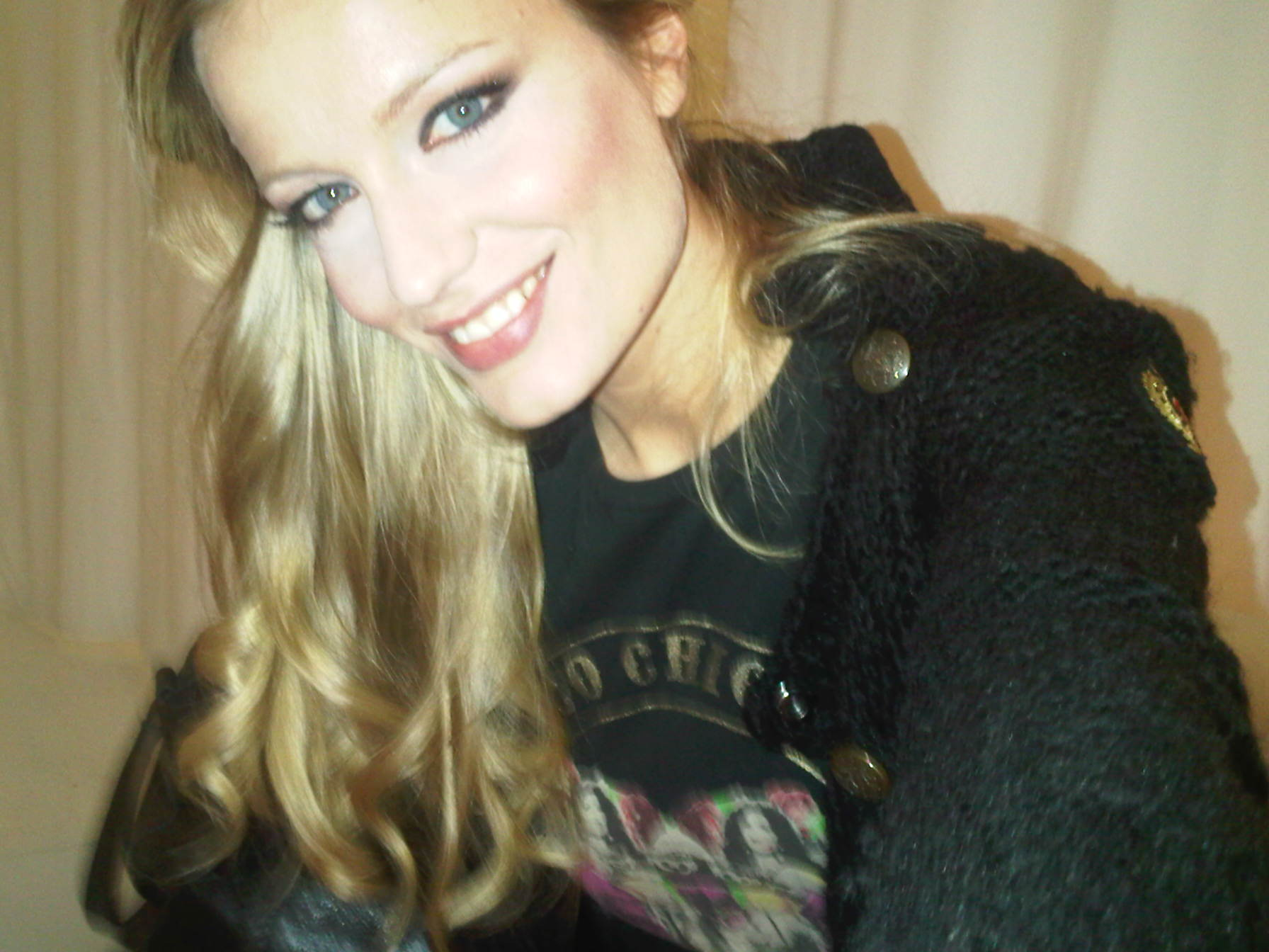 Renata Zanchi - Milano - This is the result, ready to film :-)