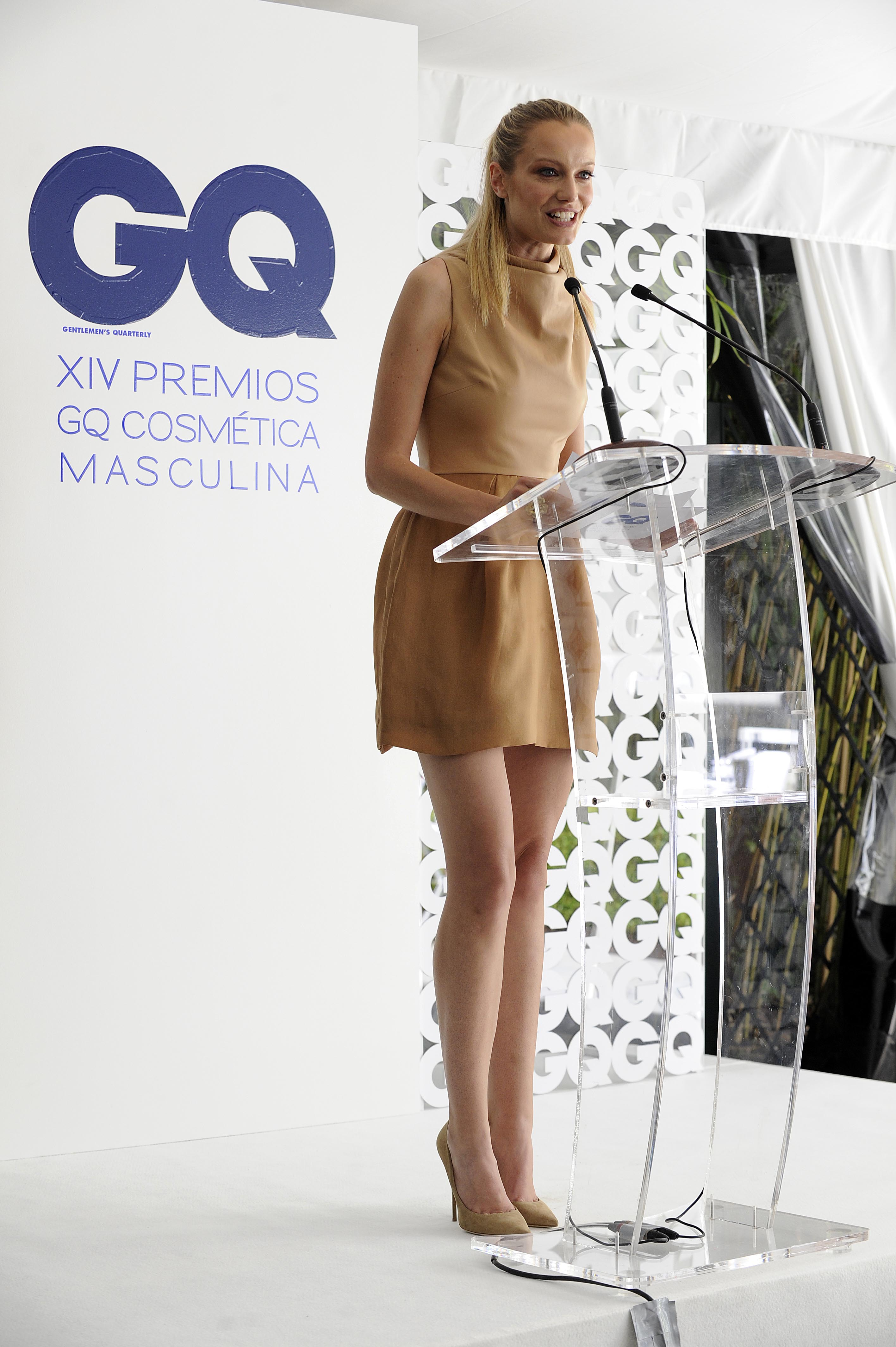 Renata Zanchi - GQ Man Beauty Awards 2012