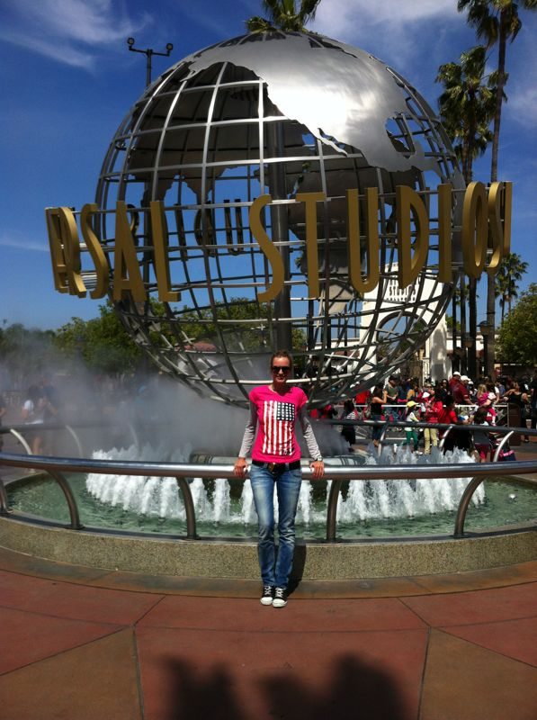 """""""Universal Studios: I was there! #movieland #hadsomuchfun #highlyrecommend"""""""