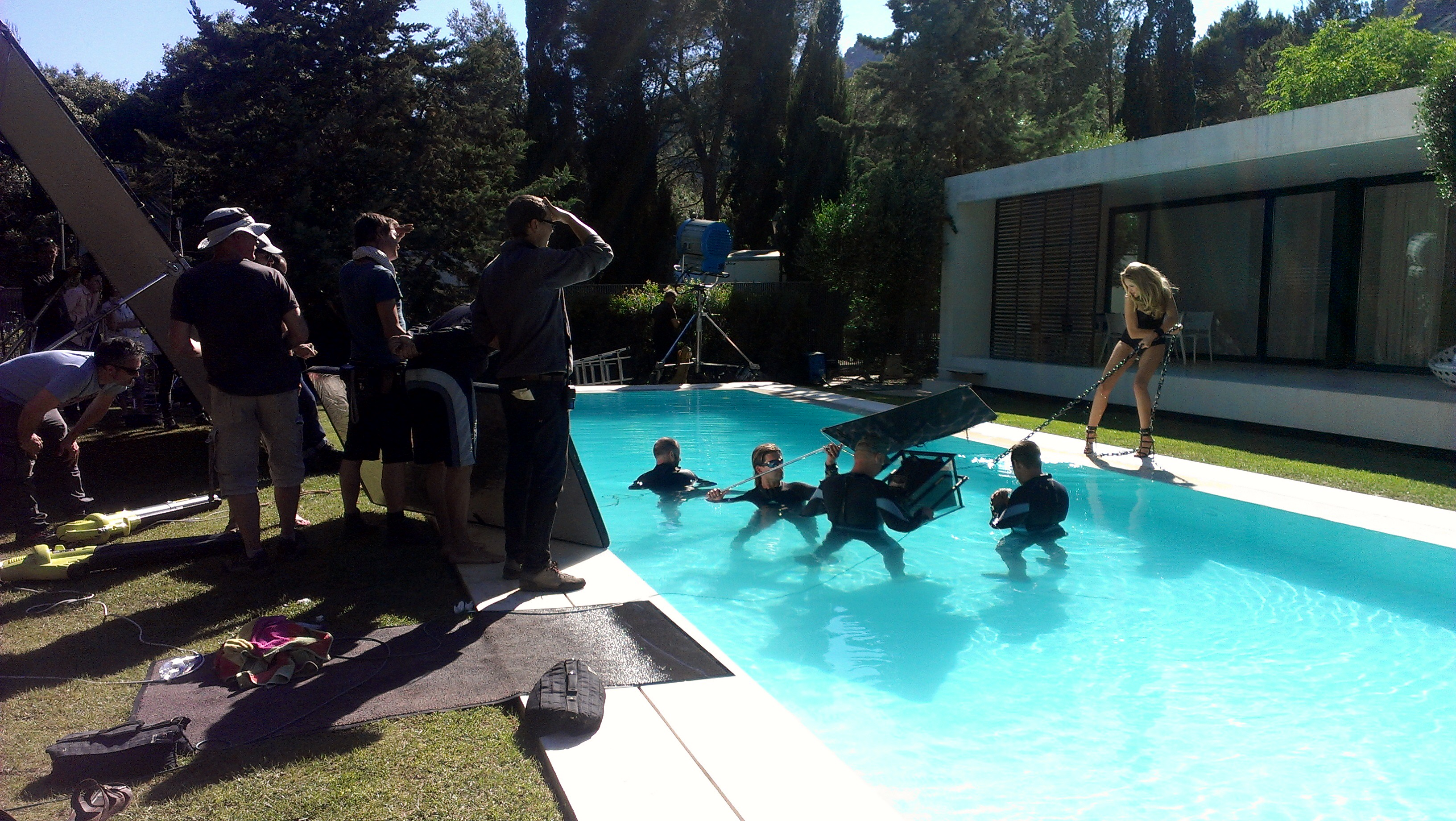 """""""Coming soon...#acting #mallorca #TVcommercial #campaign """""""