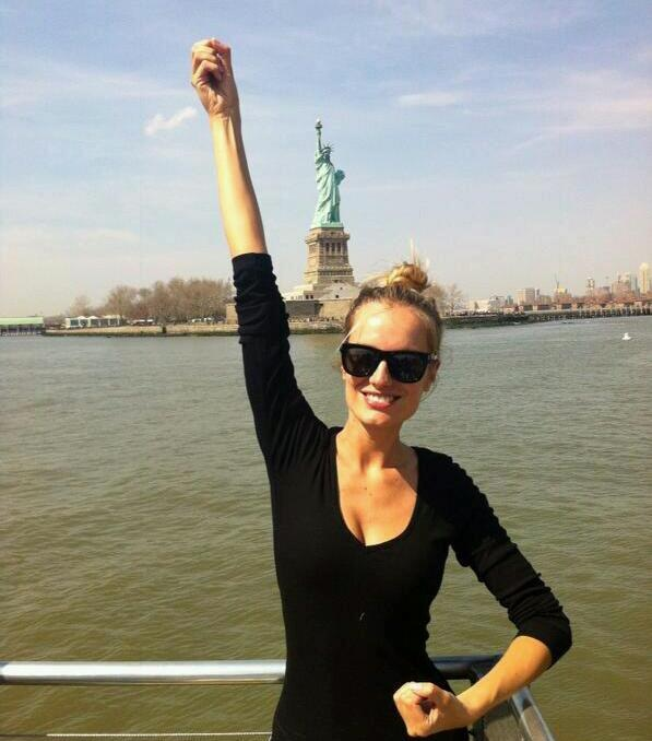 Uguale!! Statue of Liberty ♥ Statua della Libertà ♥ Estatua de la Libertad