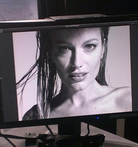 """Munich, Germany. A small preview of my new beauty campaign"""
