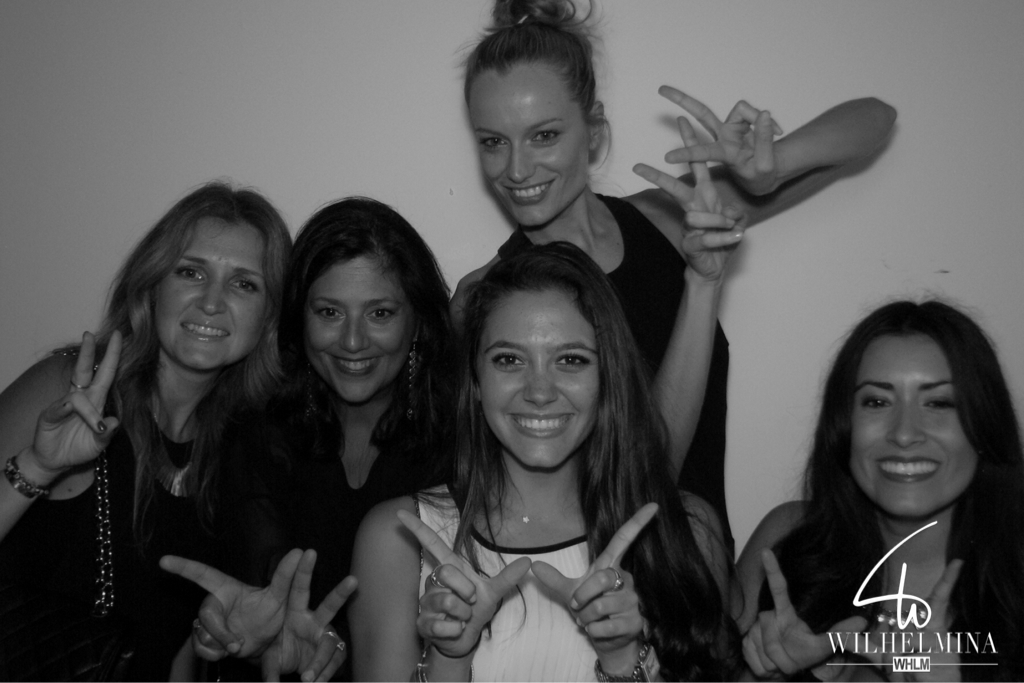 """""""Women rule in NYC!! Please meet my agents at Wilhelmina Direct!! #WillyNYC #NYFWParty"""""""