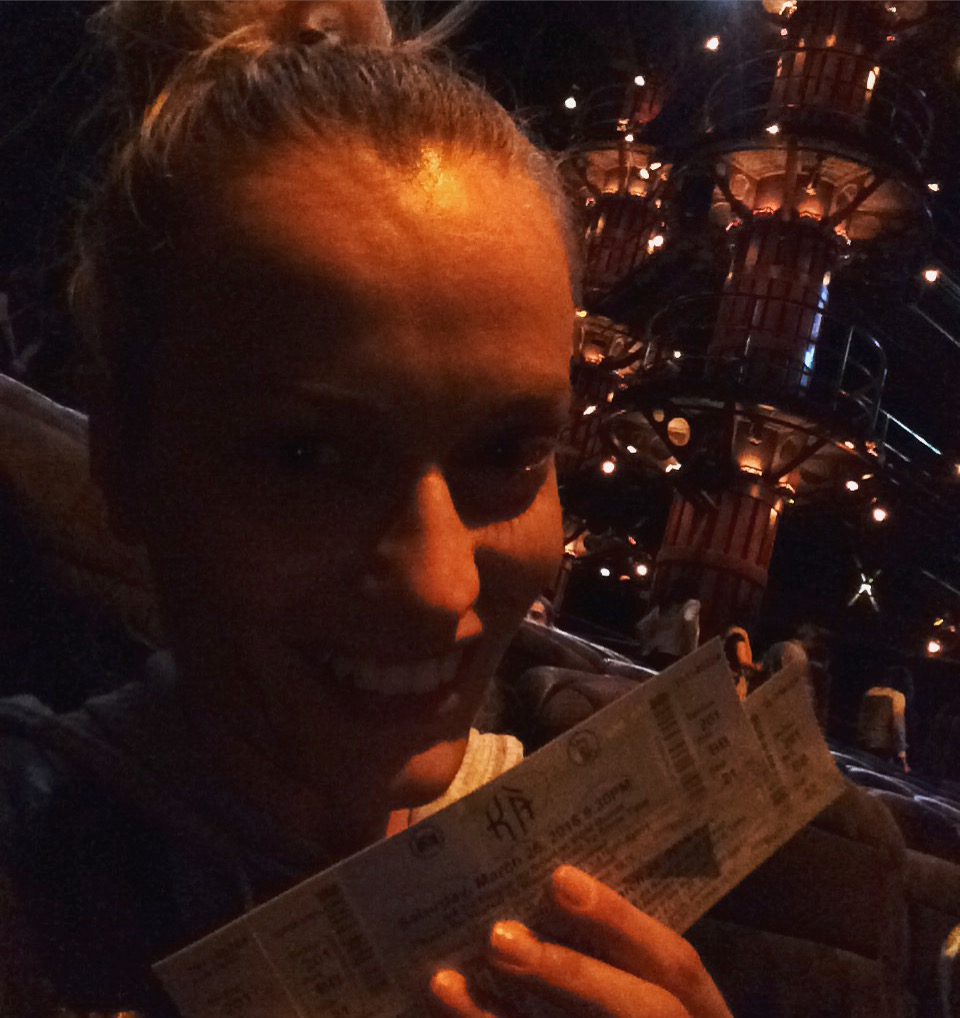 KA by Cirque du Soleil.  Best show I have ever seen in my life.